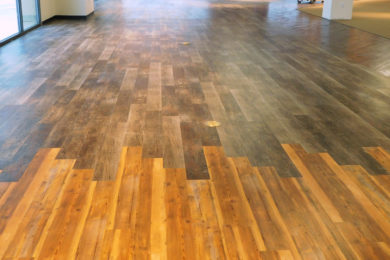 Light Commercial Flooring Services