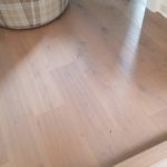 Engineered Hardwood Floors, Living Room Close Up