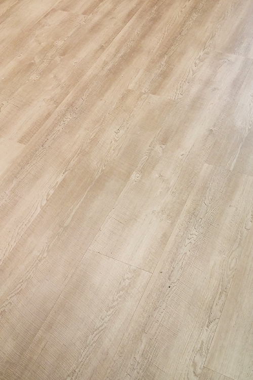Timco LVP Flooring Close Up