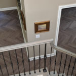 River Reno Hallway Engineered Hardwood Herringbone